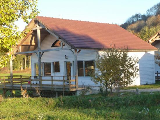 location chalet jura chalain